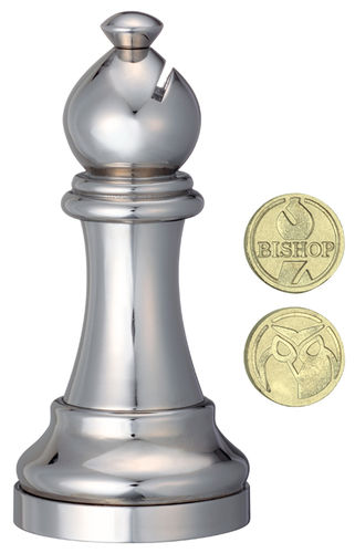 Cast Chess Bishop