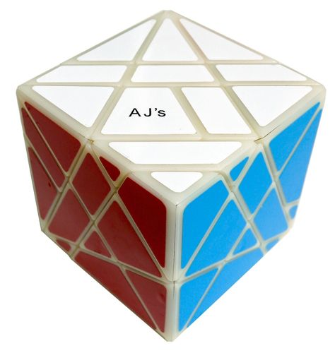 Duo Axis Cube