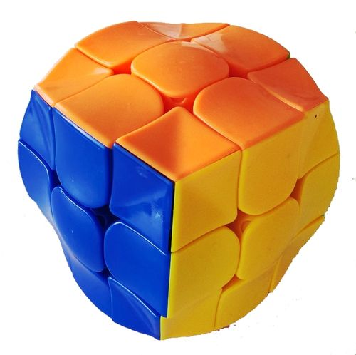 3x3x3 Wave Cube