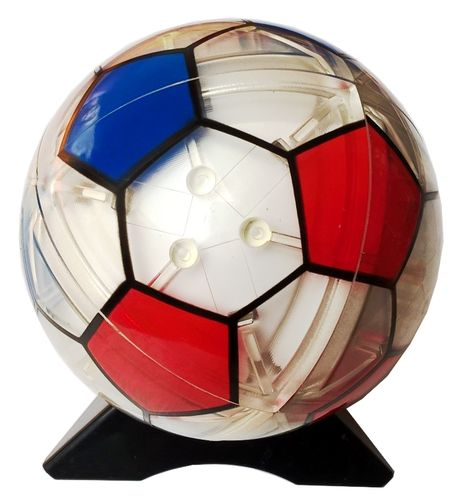 Dreamball Soccer Transparent 2x2x2