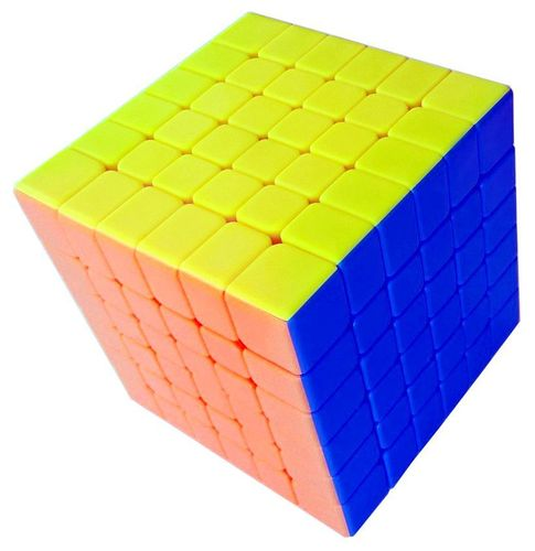 6x6x6 Cube stickerless