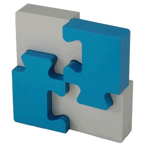 4 Pieces Jigsaw Puzzle