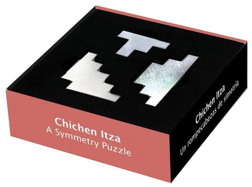 Chichen Itza - Symmetry Puzzle