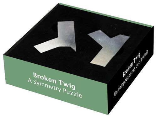 Broken Twig - Symmetry Puzzle